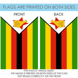 Flag of Zimbabwe Image 7
