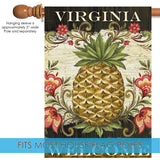 Pineapple & Scrolls-Virginia Welcome Image 3