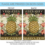 Pineapple & Scrolls-Virginia Welcome Image 7
