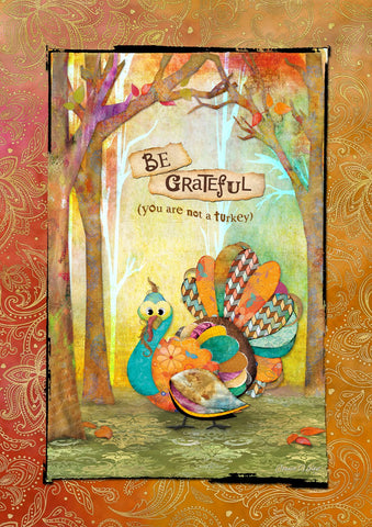 Be Thankful Image 1