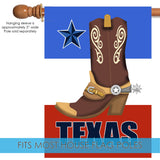 Texas Cowboy Boot Image 3