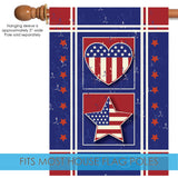 Stars Stripes and Hearts Image 3
