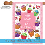 Keep Calm and Eat Cupcakes Image 3