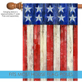 Rustic Stars and Stripes Image 3