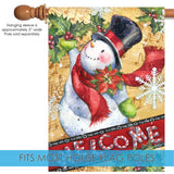 Candy Cane Snowman Image 3