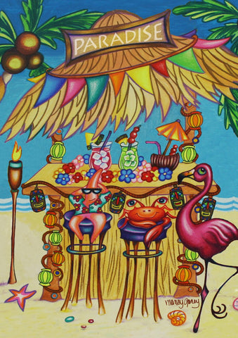Tiki Beach Bar Image 1