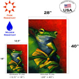 Tranquil Tree Frog Image 4