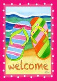 Flip Flop Welcome Image 1