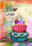 Blow Hard Birthday Image 1