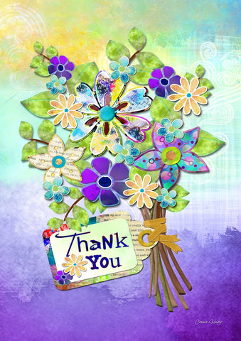 Thank You Bouquet Image 1