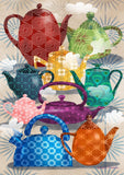 Ornate Teapots Image 1
