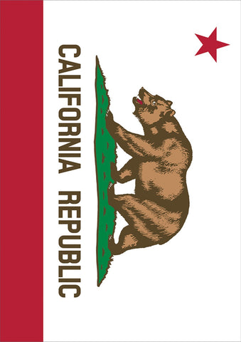 California State Flag Image 1