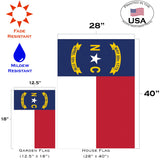 North Carolina State Flag Image 4