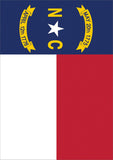 North Carolina State Flag Image 1