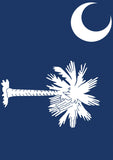 South Carolina State Flag Image 1