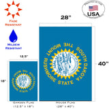 South Dakota State Flag Image 4