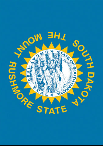 South Dakota State Flag Image 1