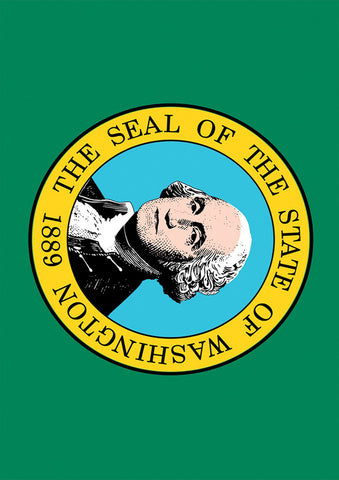 Washington State Flag Image 1