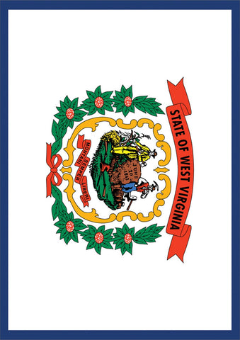 West Virgina State Flag Image 1
