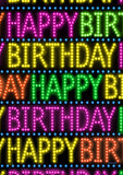Marquee Birthday Image 1