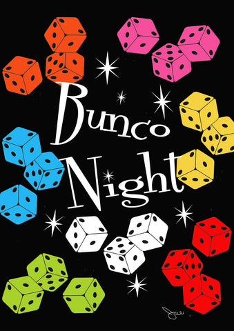 Bunco Night Image 1