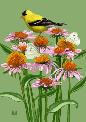 Bird Bouquet Image 1