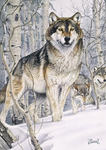 Snow Wolves Image 1