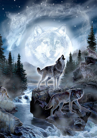 Spirit Wolves Image 1