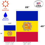 Flag of Andorra Image 4