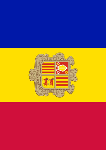 Flag of Andorra Image 1