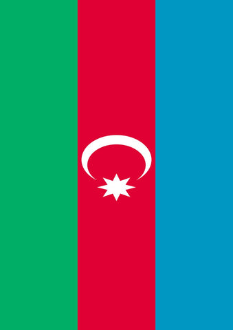 Flag of Azerbaijan Image 1