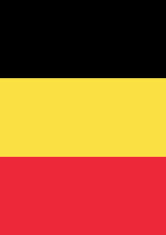 Flag of Belgium Image 1