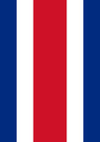 Flag of Costa Rica Image 1