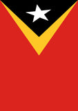Flag of East Timor Image 1