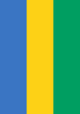 Flag of Gabon Image 1