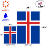Flag of Iceland Image 4