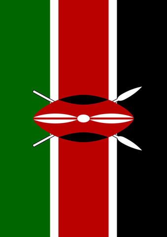 Flag of Kenya Image 1