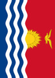 Flag of Kiribati Image 1
