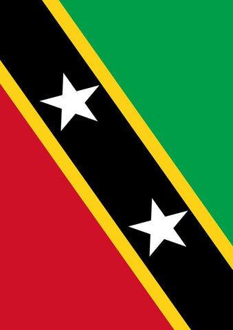 Flag of Saint Kitts and Nevis Image 1