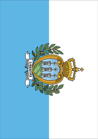 Flag of San Marino Image 1