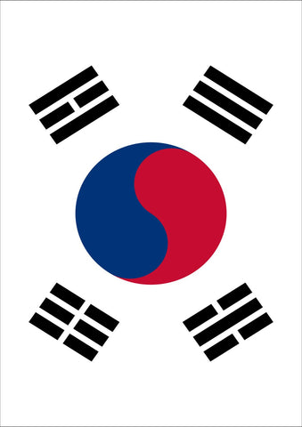 Flag of South Korea Image 1
