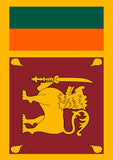 Flag of Sri Lanka Image 1