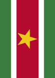 Flag of Suriname Image 1