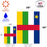 Flag of the Central African Republic Image 4