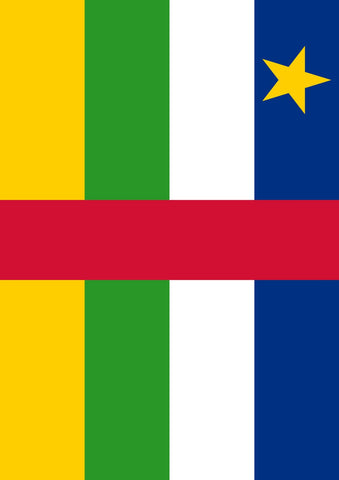 Flag of the Central African Republic Image 1