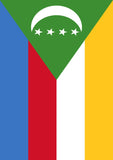 Flag of the Comoros Image 1