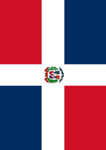 Flag of the Dominican Republic Image 1