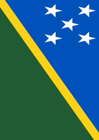 Flag of the Solomon Islands Image 1