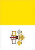Flag of the Vatican City Image 1