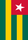 Flag of Togo Image 1